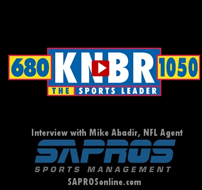 KNBR Interview with Mike Abadir
